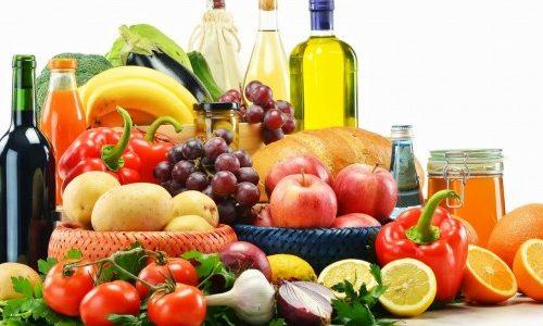 Caratteristiche della dieta Mediterranea