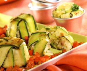 Sformatini di zucchine*