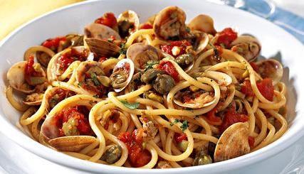 Spaghetti all'algherese