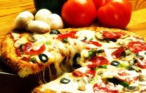 Pizza dell'ortolano*
