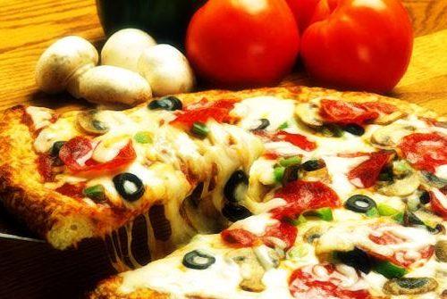 Pizza dell'ortolano