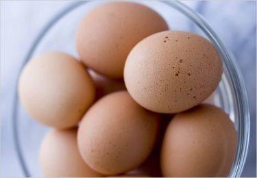Come sostituire le uova nelle ricette?