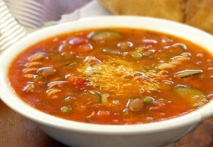 Zuppa di verdure