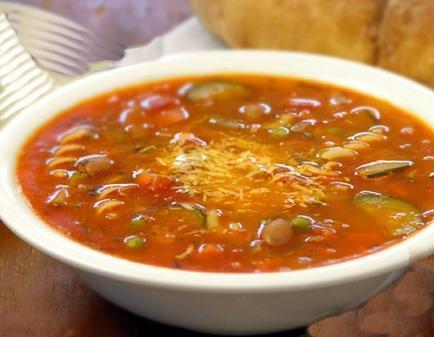 Zuppa di verdure*