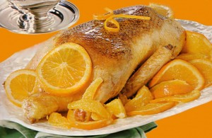 Anatra all'arancia*