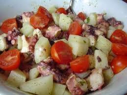 Polipo con patate*