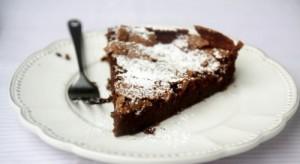 Torta al cioccolato e caffé*