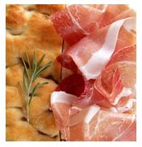 Focaccia ligure (Cucina ligure)*