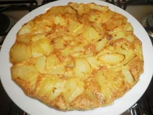 Frittata di patate*