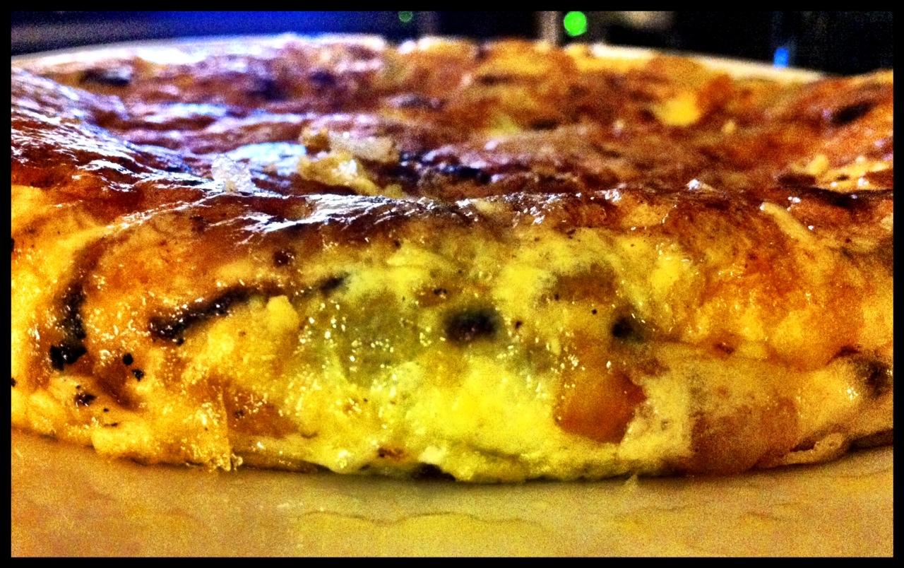 Omelette alla rossini*