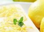 Tiramisù al limone*