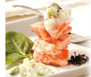 Filetti di salmone*