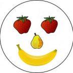Tris di frutta